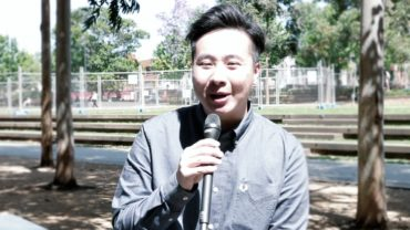 Rudy Lim Create Lagu Untuk Indomedia Australia