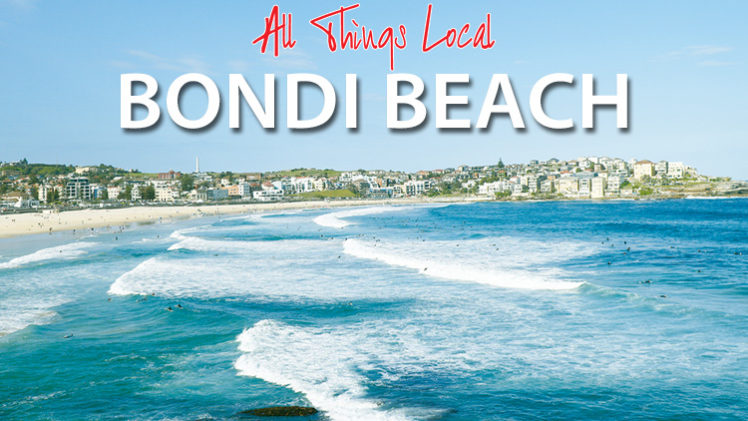 all things – bondi beach